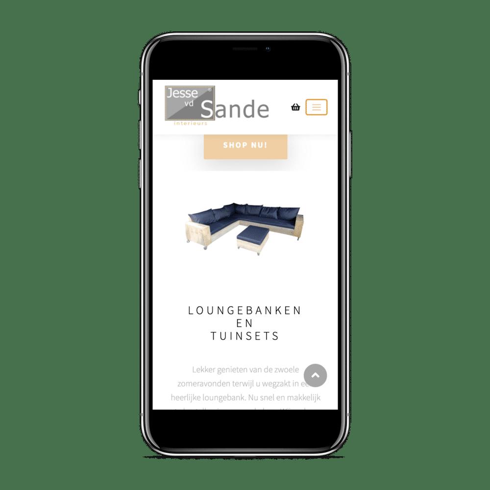 Mobielvriendelijk Webdesign