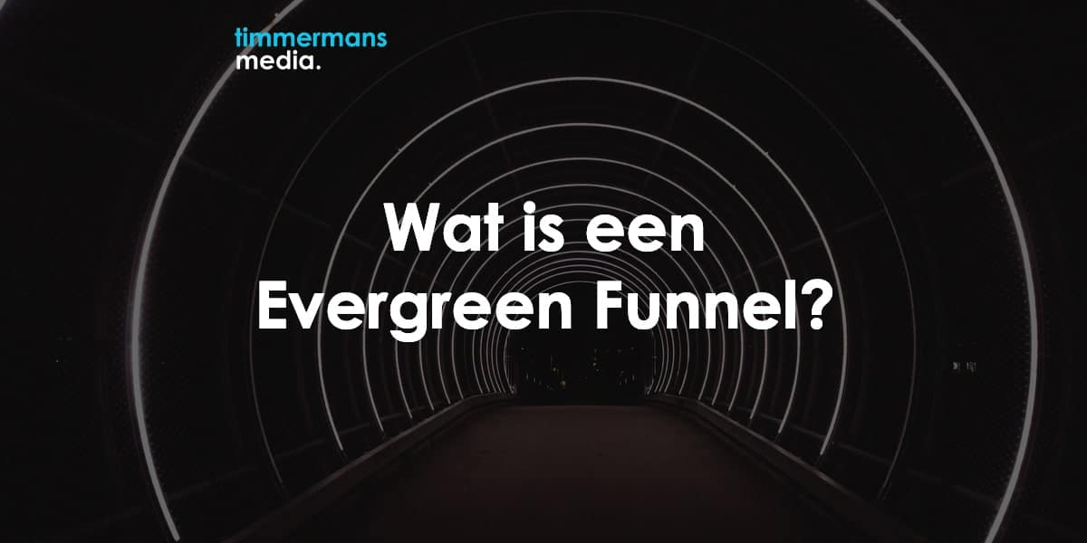 wat is een evergreen funnel