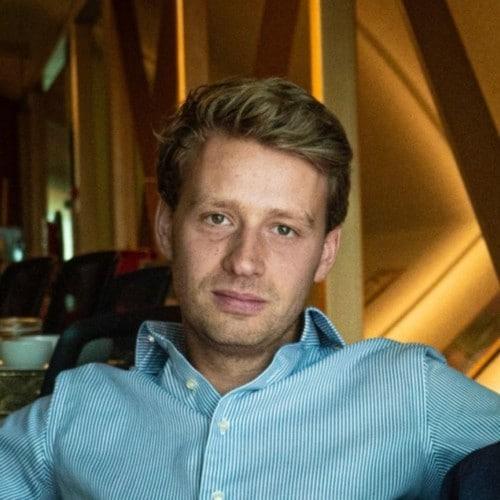 Nick Smits van Oyen