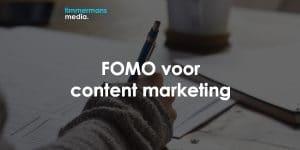 fomo content marketing tips