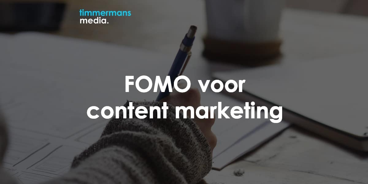 fomo content marketing tips
