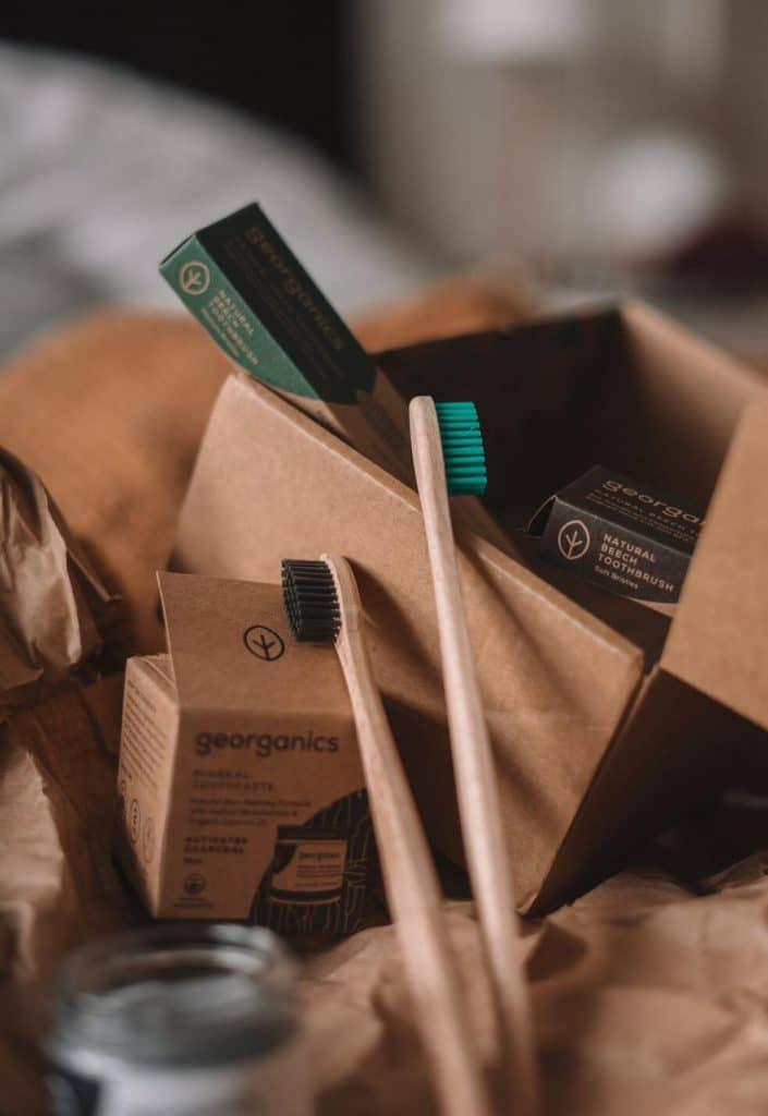webshop met duurzame producten