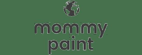 logo mommy paint