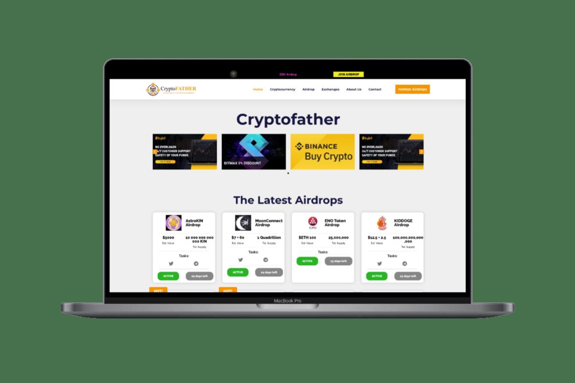 website crypto father